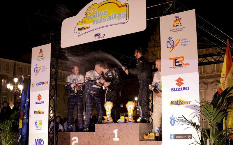 CERVH: Rallye Rías Altas Histórico [4-5 Octubre] Podio-rias