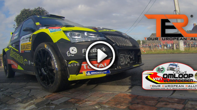 2019 TER - TOUR EUROPEAN RALLY: ConXioN Omloop ......