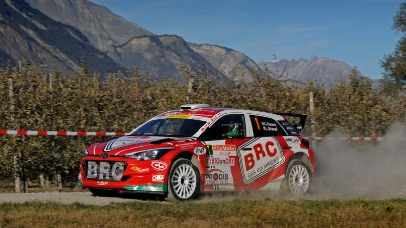 TER - Tour European Rally - Rallye Int. du Valais ......