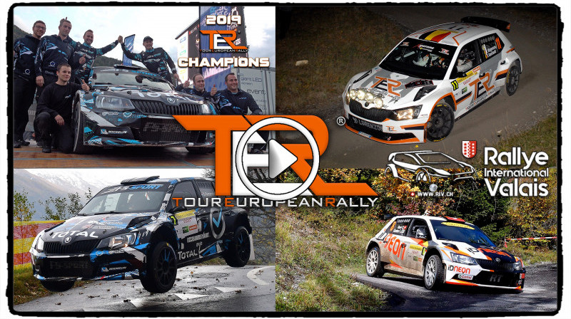2019 TER - TOUR EUROPEAN RALLY: Rallye ......